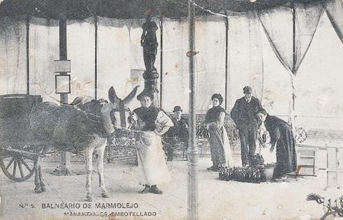 Diosa Higea - Balneario de Marmolejo