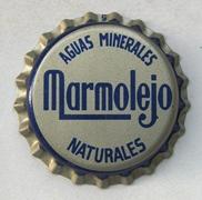Chapa de Botella de Aguas de Marmolejo