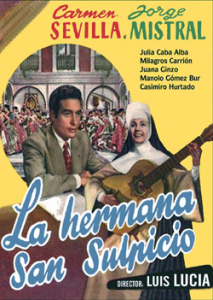 La hermana San Sulpicio Carmen Sevilla