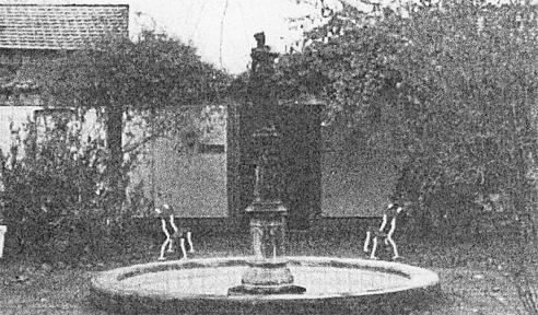 Estatua Diosa Higea Balneario de Marmolejo