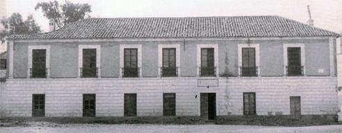 Casa de los marqueses de Villa Verde la Alta