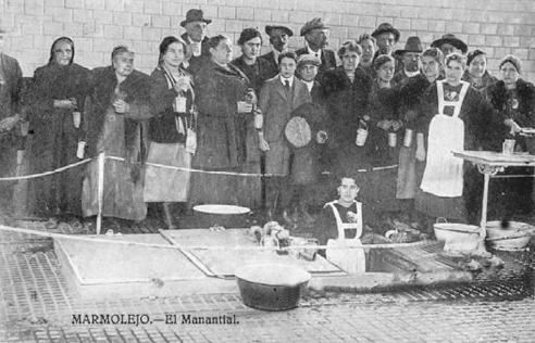 Manantiales del Balneario de Marmolejo