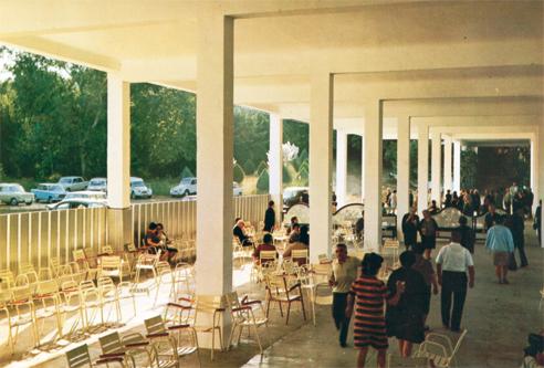 Galería del Balneario
