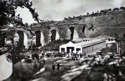 Balneario en los años 40