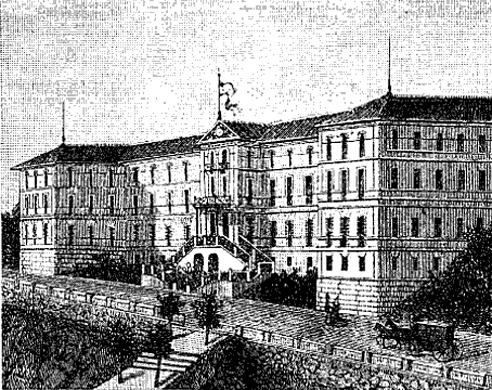 Proyecto del Hotel Balneario