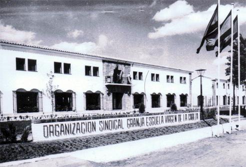 Inauguración de la Granja Escuela