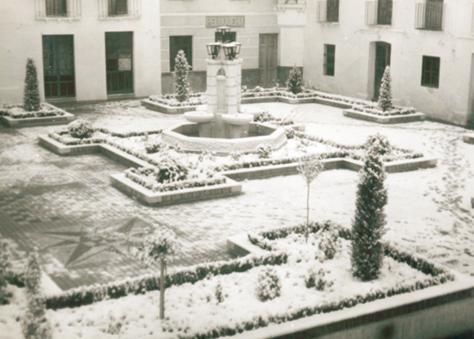 Plaza del Amparo Nevada