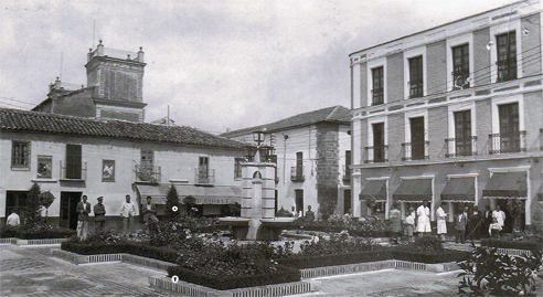 Plaza del Amparo