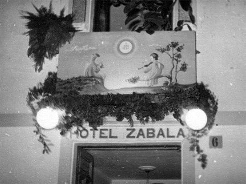 Hotel Zabala de Marmolejo