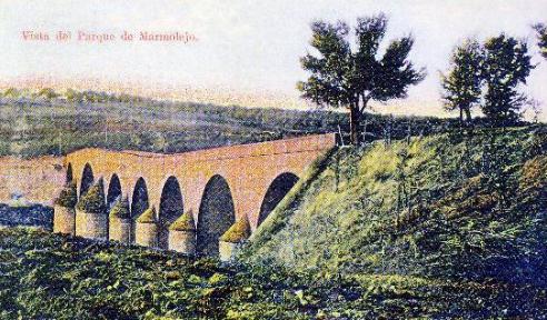 Puente del Balneario de Marmolejo