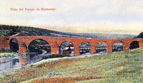 Puente y Balneario de Marmolejo