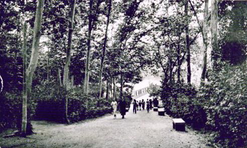 Jardines del Balneario de Marmolejo 02
