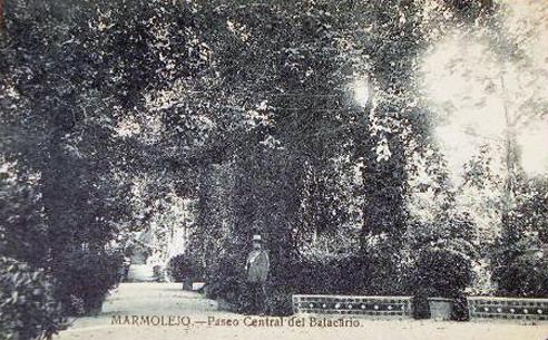 Jardines del Balneario de Marmolejo 03