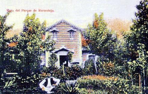 Jardines del Balneario - Edificio de Administración