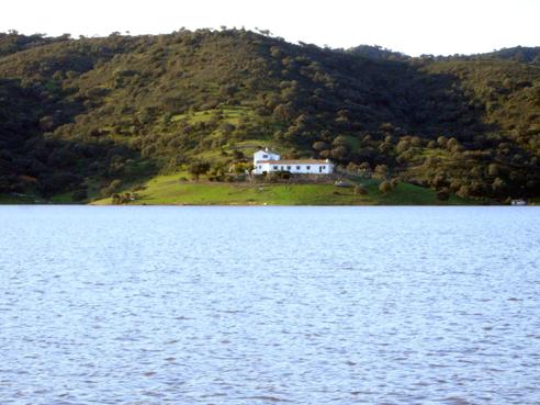 Pantano del Yeguas de Marmolejo