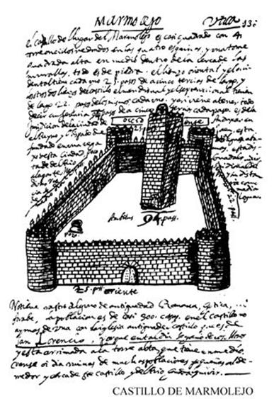 Castillo de Marmolejo
